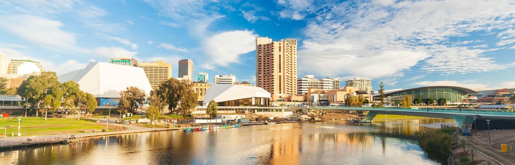 Parking Adelaide Casino